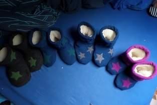 Makerist - Warme Füße - 1