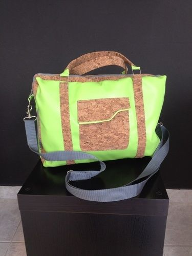 Makerist - Stylische Handtasche /Aktentasche  - Nähprojekte - 1