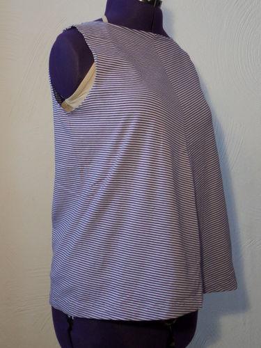 Makerist - Mein erstes selbst genähtes Shirt!  - Nähprojekte - 2