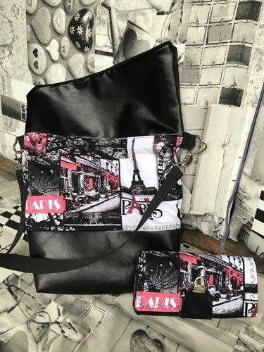Makerist - Foldovertasche mit passendem Portemonnaie  ❤️ - Nähprojekte - 1