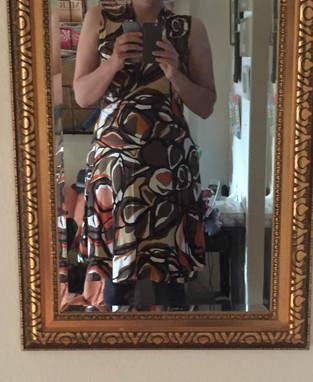 Makerist - ein Sommerkleid im Safari-Print - 1