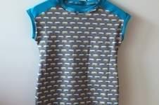 Makerist - Easy Peasy T - Mein erstes Shirt für mein Patenkind - 1