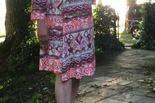 Makerist - Wickelkleid für den Übergang - 1
