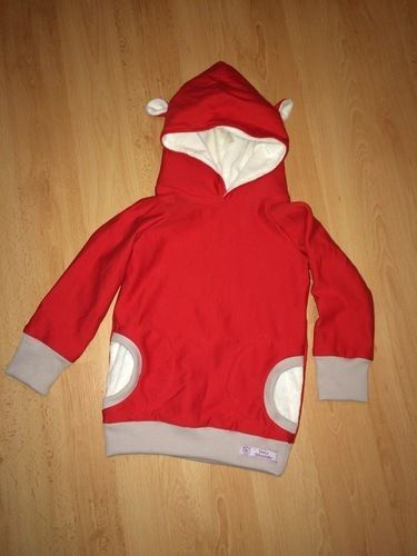 Makerist - Baby-Hoodie - Nähprojekte - 1