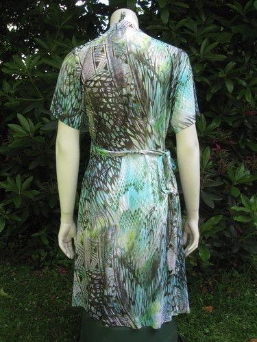 Makerist - Meerjungfrauen-Grün mit Halbarm - Nähprojekte - 3