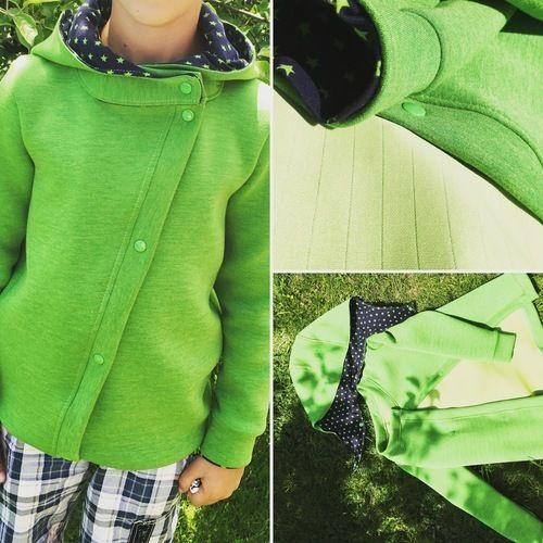 Makerist - Grün, grüner, am grünsten 😂 - Nähprojekte - 1