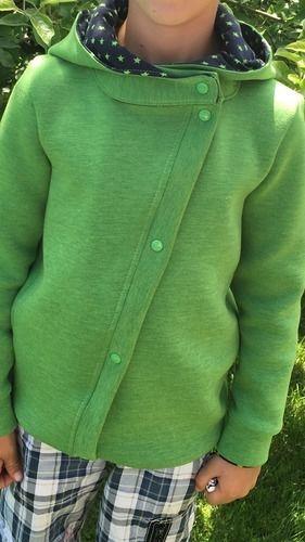 Makerist - Grün, grüner, am grünsten 😂 - Nähprojekte - 2