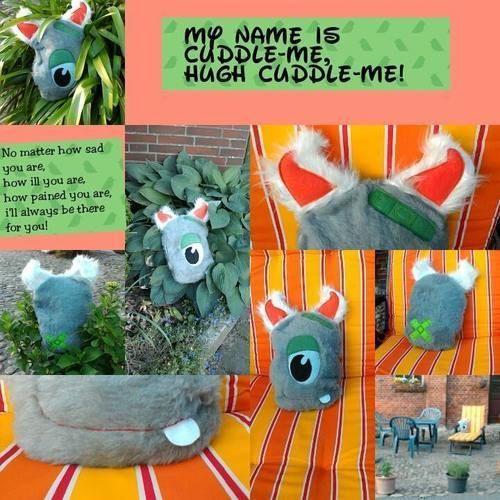 Makerist - Hugh Cuddle-Me - Nähprojekte - 1