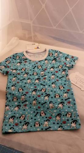 Makerist - T-shirt Gr. 122 mit Over- und Coverlock genäht - Nähprojekte - 2