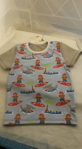 Makerist - summer Shirt für Kinder  - Nähprojekte - 1