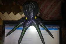 Makerist - Pieuvre doudou - 1