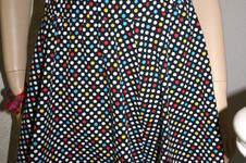 Makerist - Minirock aus Jersey von Tante Ema  Mustersalon. Genäht habe ich es für meine liebe Schwiegertochter - 1