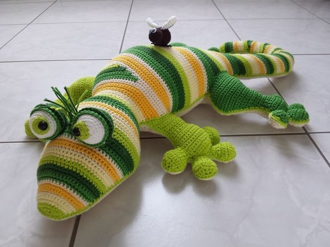 Makerist - Salamander - Häkelprojekte - 1