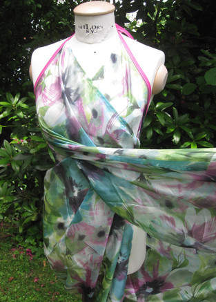 Makerist - ein ganz einfaches Wickelkleid - 1