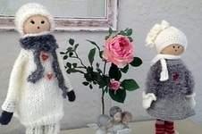 Makerist - Sacha et Meg, les deux lutins de Noël - 1