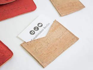 Makerist - Visitenkarten-Etui aus Kork - 1