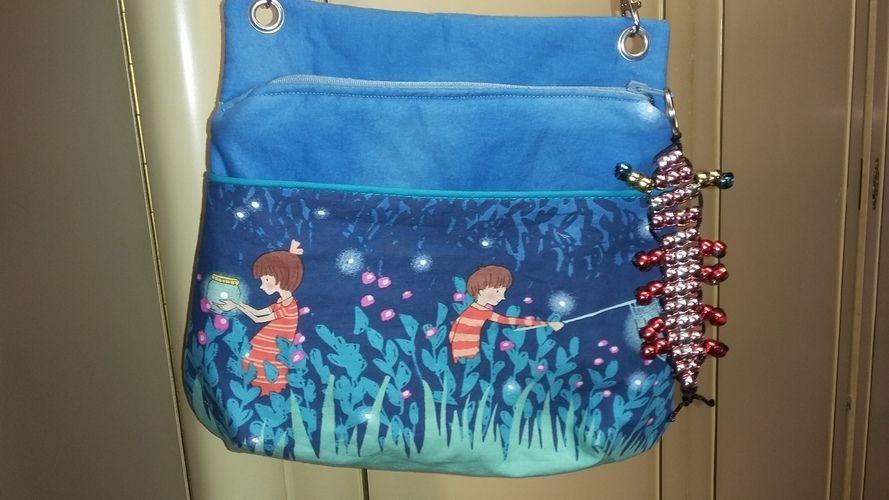 Makerist - Tasche für Verträumte  - Nähprojekte - 1