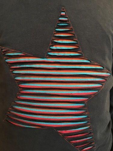 Makerist - Chenille Technik aus Alt mach Schöner - Textilgestaltung - 3