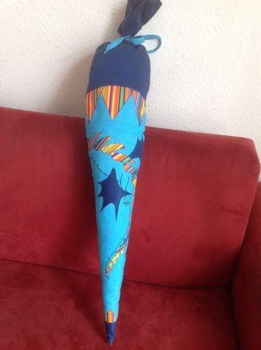 Makerist - Drachenschultüte Stoff für meinen Sohn - Textilgestaltung - 2