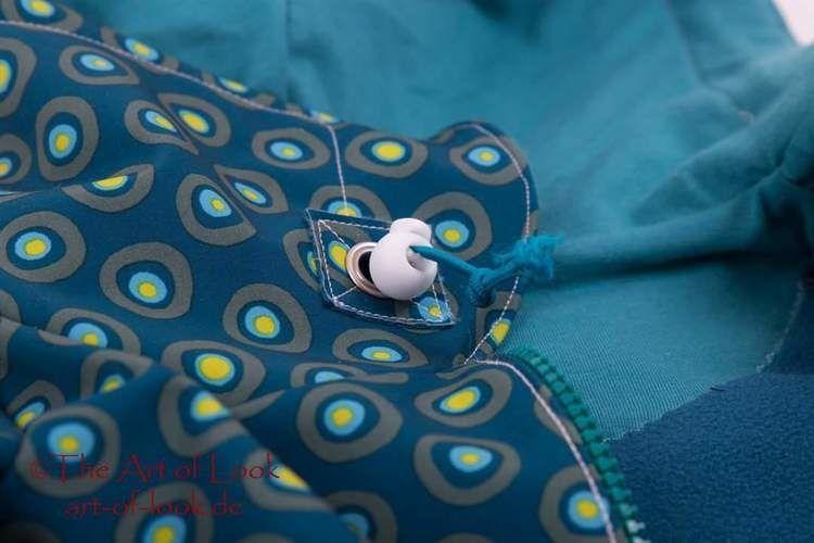 Makerist - Softshelljacke für Kinder  - Nähprojekte - 2