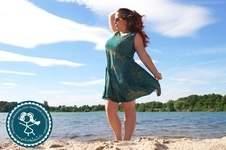 Makerist - Herzkleid ein Traumkleid für mich aus Jersey - 1