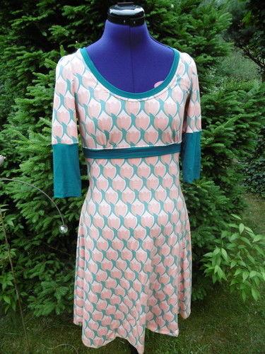 Makerist - Beschwingtes Kleid, aus Jersey, für mich genäht - Nähprojekte - 1