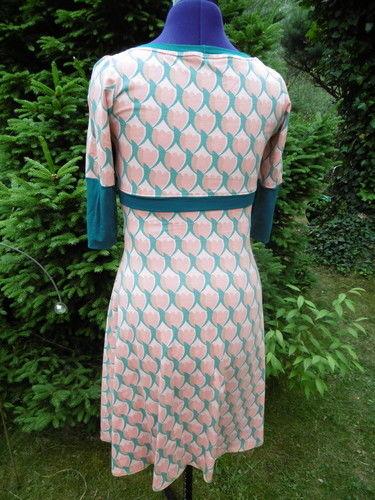 Makerist - Beschwingtes Kleid, aus Jersey, für mich genäht - Nähprojekte - 3