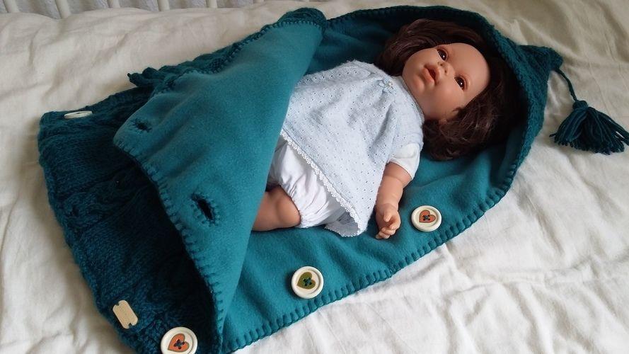 Makerist - Baby-Schlafsack, mein erstes großes Strickprojekt - Nähprojekte - 2