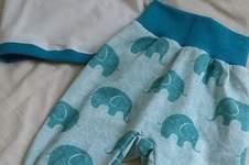 Makerist - BabySet kleine Elefanten - 1