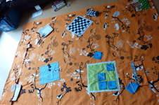Makerist - Picknickdecke mit Spielen - 1