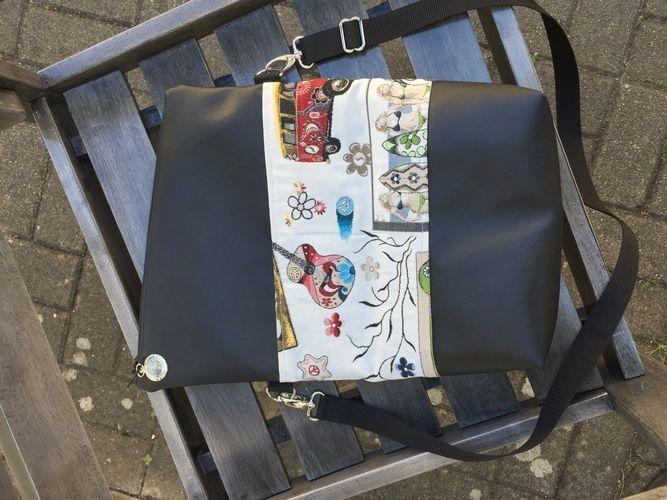 Makerist - FoldOver von Hansedelli für die beste Dani der Welt - Nähprojekte - 2
