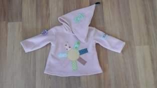 Makerist - Baby Fleecepullover - 1