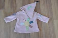 Makerist - Baby Fleecepullover - 1