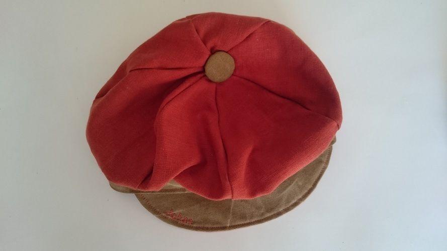 Makerist - Ballonmütze Käpt´n Kukka rotbraun - Nähprojekte - 1