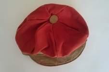 Makerist - Ballonmütze Käpt´n Kukka rotbraun - 1
