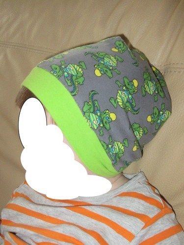Makerist - Mütze mit Coolen Krokodil - Nähprojekte - 1