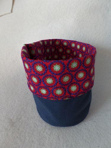 Makerist - Stoff-Utensilo für meinen Nähtisch - Nähprojekte - 2