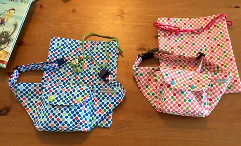 Makerist - Reisetäschchen-Ausstattung für meine Kids - Nähprojekte - 1