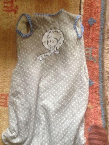 Makerist - Schlafsack für kleine Prinzen  - Nähprojekte - 1