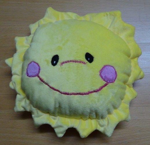 "Makerist - Sonne ""Lali"" - Nähprojekte - 1"