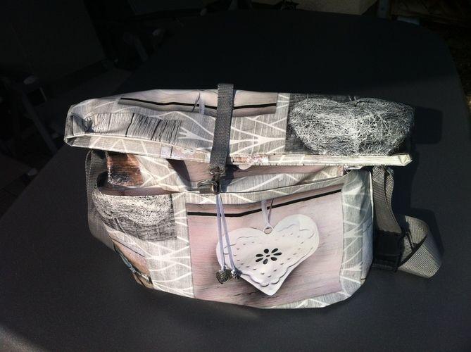 Makerist - Tasche aus Wachstuch für mich - Nähprojekte - 1