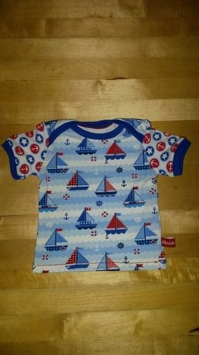 Makerist - Baby-Basic-Shirt von Kid5 Gr. 62 - Nähprojekte - 1