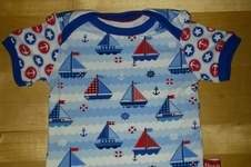 Makerist - Baby-Basic-Shirt von Kid5 Gr. 62 - 1