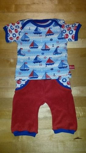 Makerist - Baby-Basic-Shirt von Kid5 Gr. 62 - Nähprojekte - 2
