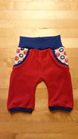 Makerist -  Baby Summer Pants von Kid5 - 1