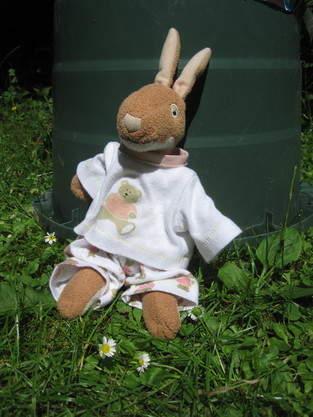 Makerist - mit kleinem Bärenprint - 1