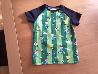 Makerist - Zur EM für meinen Enkelsohn - 1