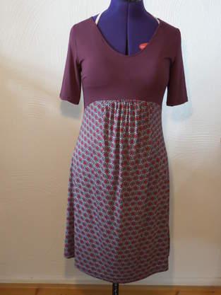 Makerist - Kleid mit Raffung am Bauch - 1