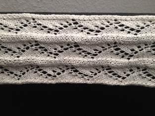 Makerist - Schal mit Wellenmuster - 1
