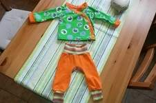 Makerist - Baby Wickel Jäckchen und Monkey Pants - 1